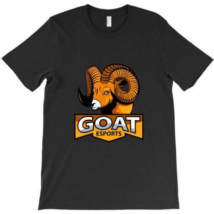 Goat T-shirt Designed By Estore