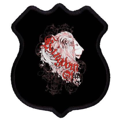 T Shirt Ringdom Safari Shield Patch Designed By Amine020993