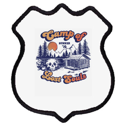 Camp Of Lost Souls Shield Patch Designed By Hoainv
