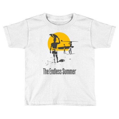 Endless Summer, 1966 Surf Sport T Shirt Toddler T-shirt Designed By Babydoll