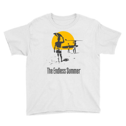 Endless Summer, 1966 Surf Sport T Shirt Youth Tee Designed By Babydoll