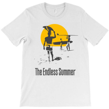 Endless Summer, 1966 Surf Sport T Shirt T-shirt Designed By Babydoll