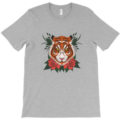 Tiger T-shirt Designed By Estore