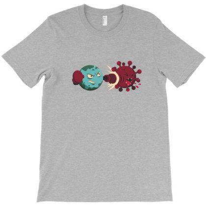 Earth Win T-shirt Designed By Estore