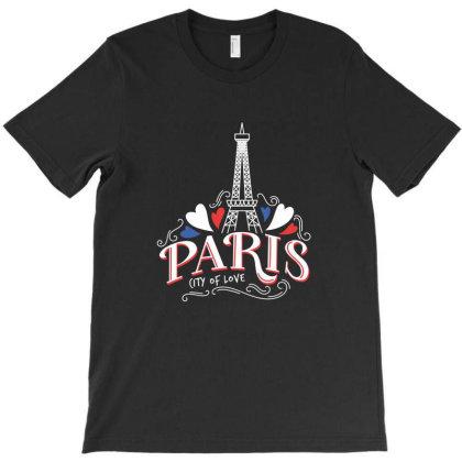 Paris T-shirt Designed By Estore