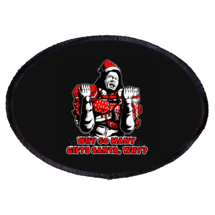 Tommy Wiseau The Room Christmast Meme Oval Patch Designed By Yasmijnklompen