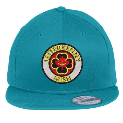 Letter Kenny Embroidered Hat Flat Bill Snapback Cap Designed By Madhatter