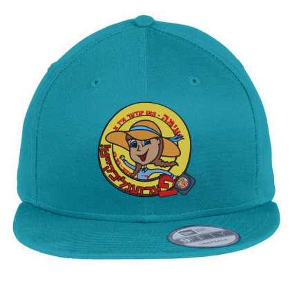 Neema Embroidered Hat Flat Bill Snapback Cap Designed By Madhatter