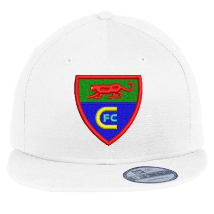 Cfc Embroidered Hat Flat Bill Snapback Cap Designed By Madhatter