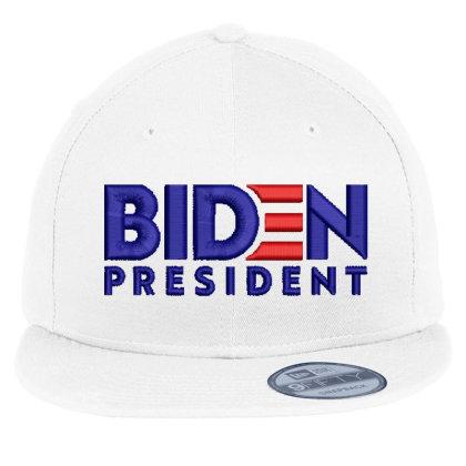 Biden President Embroidered Hat Flat Bill Snapback Cap Designed By Madhatter