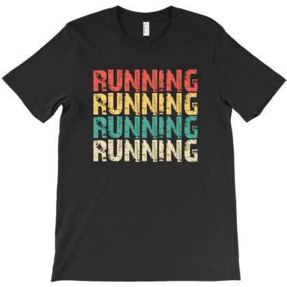 Running T-shirt Designed By Lawrensia