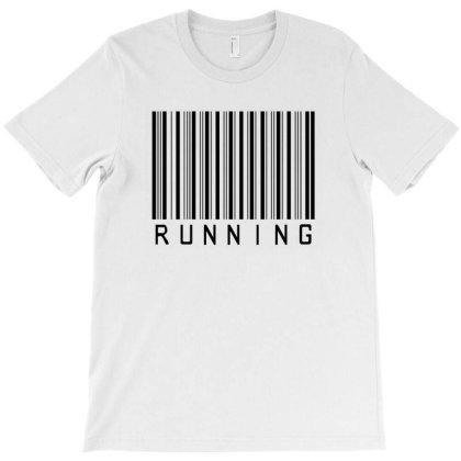 Running   Sport   Jogging   Marathon   Runner T-shirt Designed By Lawrensia