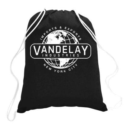 Vandelay Nyc Drawstring Bags Designed By Angel Tees