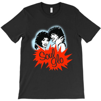 Soul Glo Hair T-shirt Designed By Angel Tees