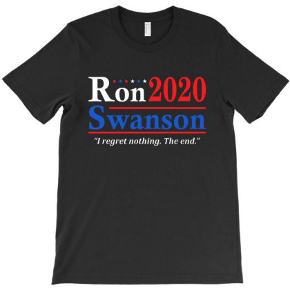 Ron Swanson 2020 T-shirt Designed By Angel Tees