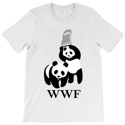 Pandas Fight Style T-shirt Designed By Barbara Store