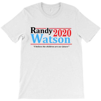 Randy Watson 2020 T-shirt Designed By Angel Tees