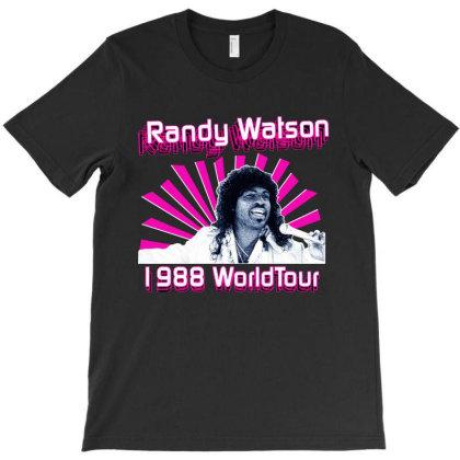 Randy Watson 1988 World Tour T-shirt Designed By Angel Tees
