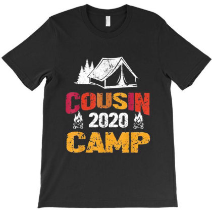 Cousin 2020 Camp T-shirt Designed By Amber Petty