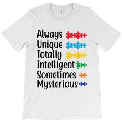 Always Unique T-shirt Designed By Tht