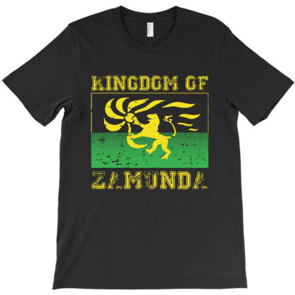 Kingdom Of Zamunda T-shirt Designed By Angel Tees