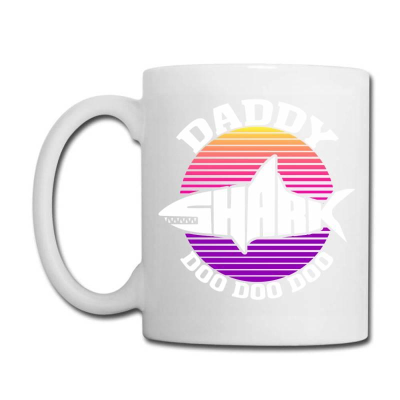 Daddy Shark Doo Doo Doo Coffee Mug | Artistshot