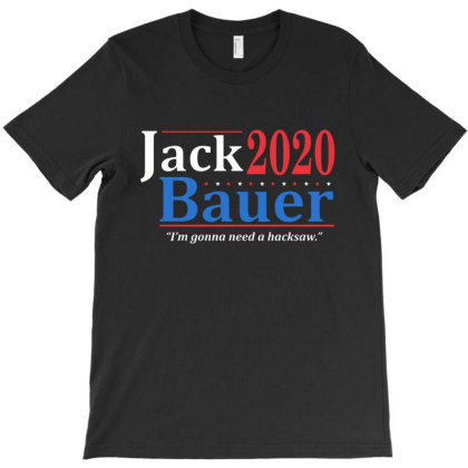 Jack Bauer 2020 T-shirt Designed By Angel Tees