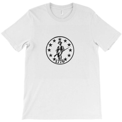1776 T-shirt Designed By Disgus_thing