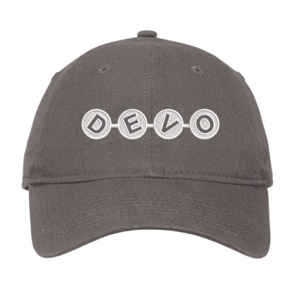 Devo Embroidery Embroidered Hat Adjustable Cap Designed By Madhatter