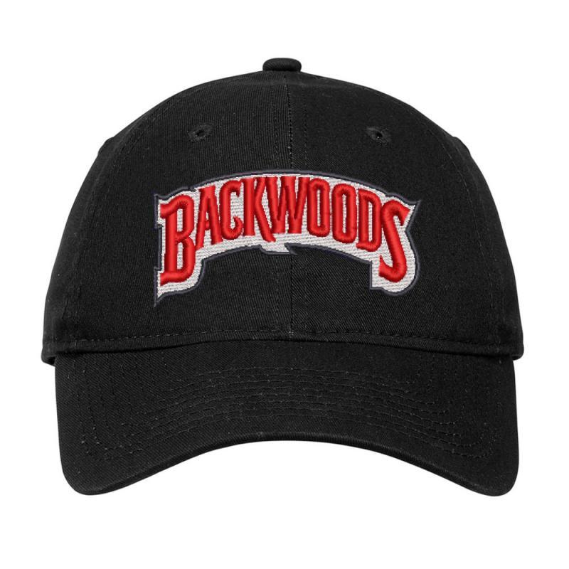 Backwoods Embroidered Hat Adjustable Cap | Artistshot