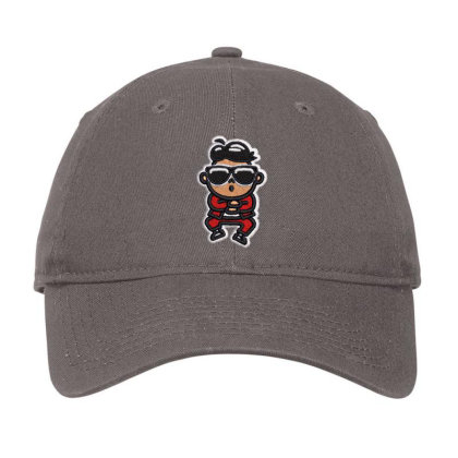 Cartoon Embroidered Hat Adjustable Cap Designed By Madhatter