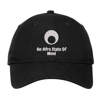 An Aftro State Of Mind Embroidered Hat Adjustable Cap Designed By Madhatter
