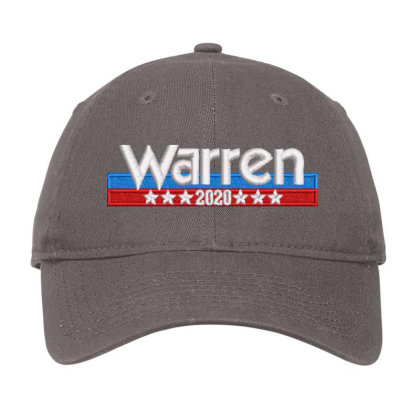 Warren 2020 Embroidered Hat Adjustable Cap Designed By Madhatter