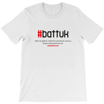 Battuk T-shirt Designed By Disgus_thing