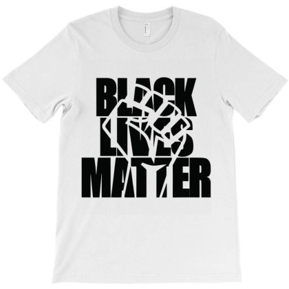 Black Lives Matter T-shirt Designed By Thrivecoclothing