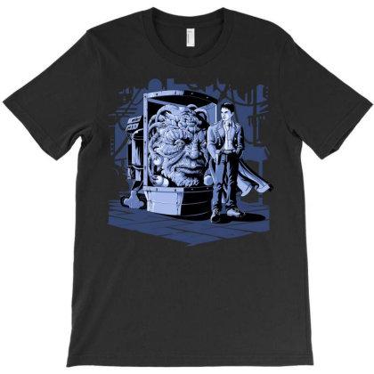 Old Acquaintances T-shirt Designed By Saqman