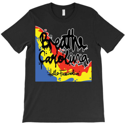 Breathe Carolina T-shirt Designed By Seven870909