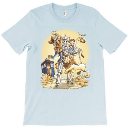 Planet Of Oz T-shirt Designed By Saqman