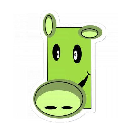 Cute Doggo Sticker Designed By Mooor19