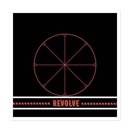 Revolve Sticker Designed By Mooor19