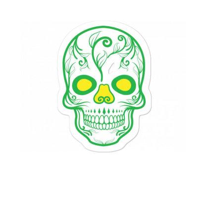Skull T Shirt, Skull Design Sticker Designed By T-shirt Art World