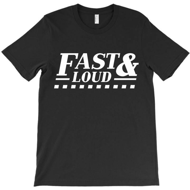 Fast Loud Car Auto T-shirt   Artistshot