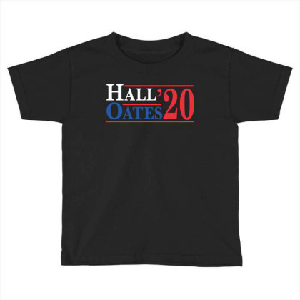 Hall And Oates 2020 Toddler T-shirt Designed By Angel Tees