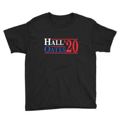 Hall And Oates 2020 Youth Tee Designed By Angel Tees