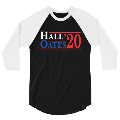 Hall And Oates 2020 3/4 Sleeve Shirt Designed By Angel Tees
