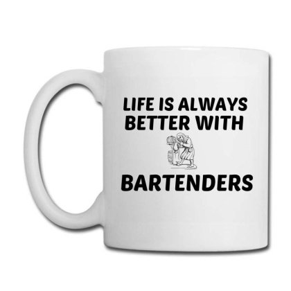 Bartender Life Is Better Coffee Mug Designed By Perfect Designers