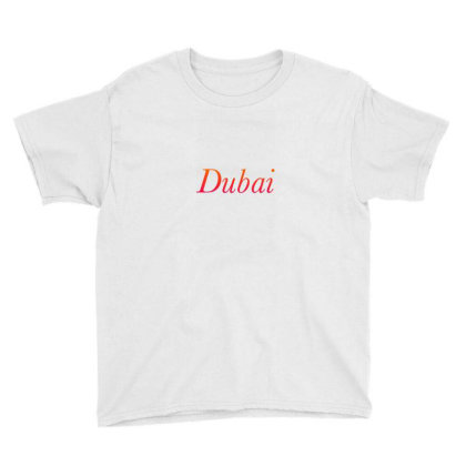 Dubai Youth Tee Designed By Mounir9997