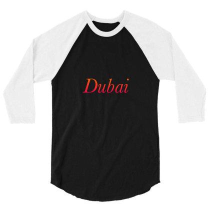 Dubai 3/4 Sleeve Shirt Designed By Mounir9997