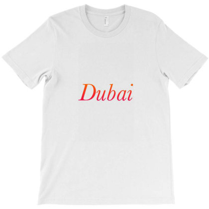 Dubai T-shirt Designed By Mounir9997