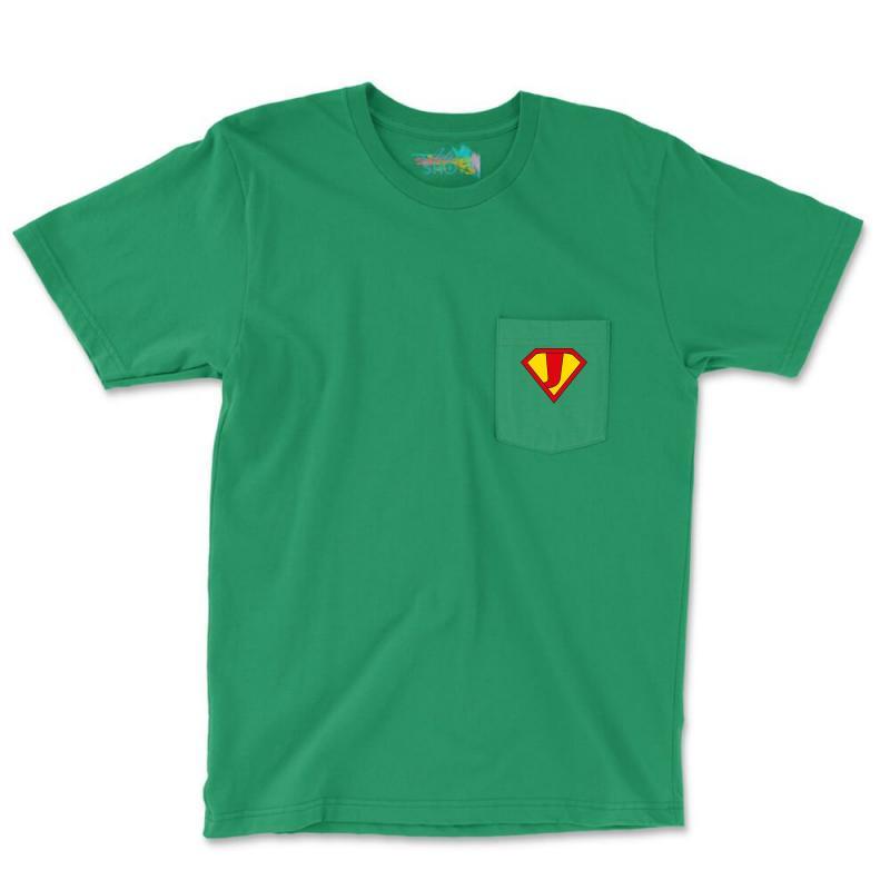 J Pocket T-shirt | Artistshot
